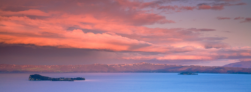 Lake Bolsena Sunset
