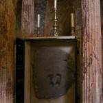 Santa Cristina's footprints, Bolsena
