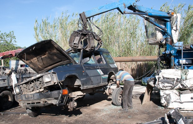 Land Rover Discovery, scrapped