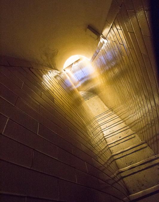 Vatican.cupola.stairs.Patrick