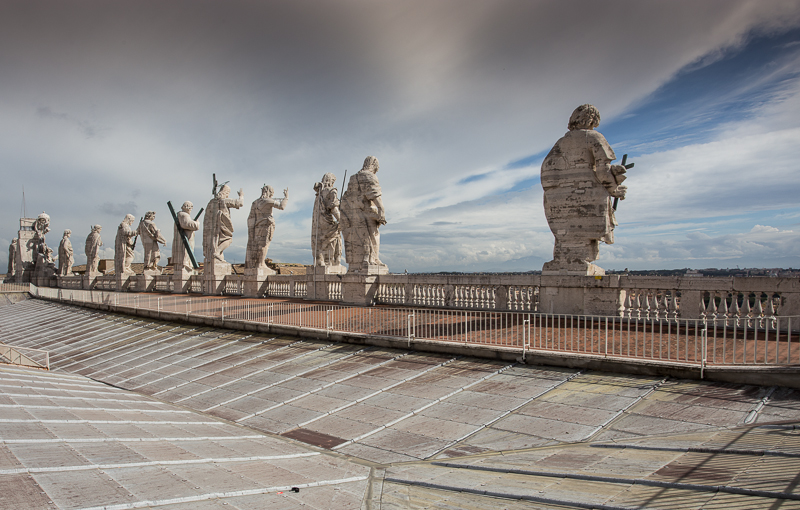 Vatican.roof.saints.PatrickNicholas.-6965