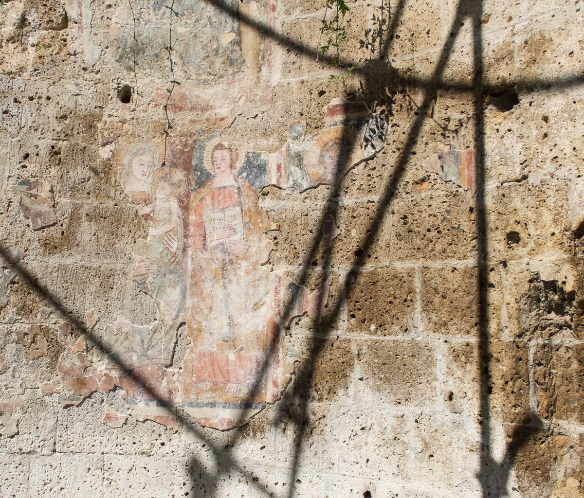 frescoes castro