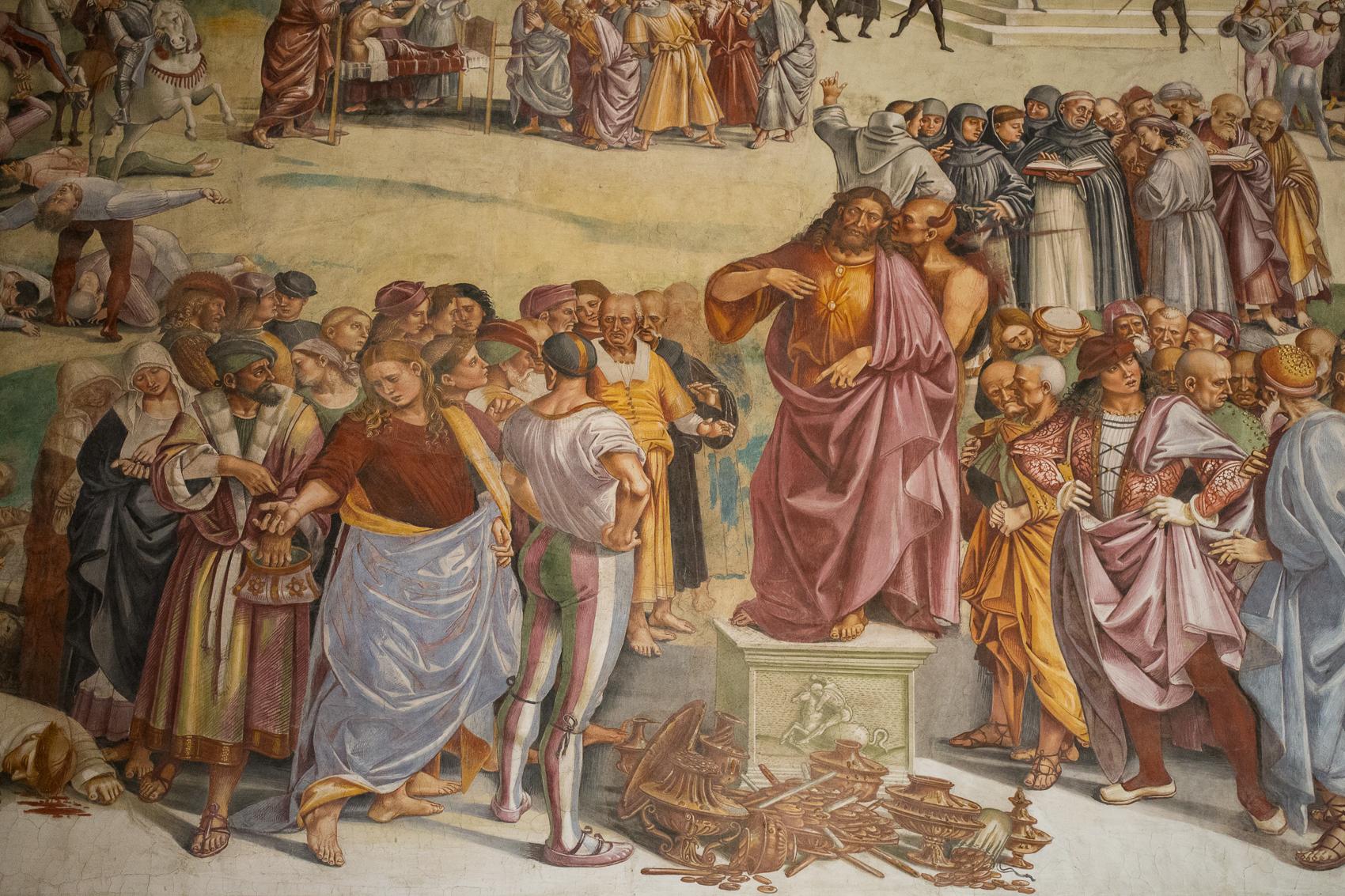 Antichrist, devil and usurious Jew