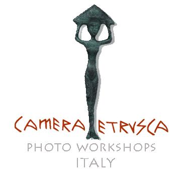 Camera Etrusca photo workshops logo