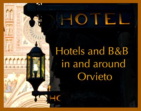 Hotels in Orvieto