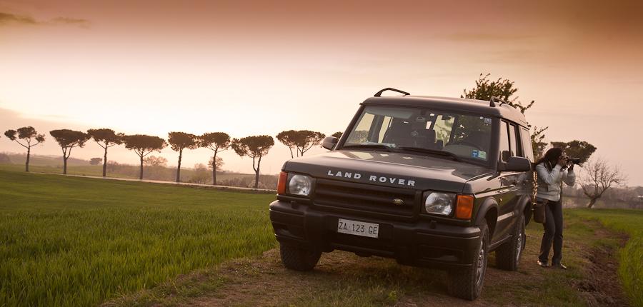 Land Rover Discovery, Umbria