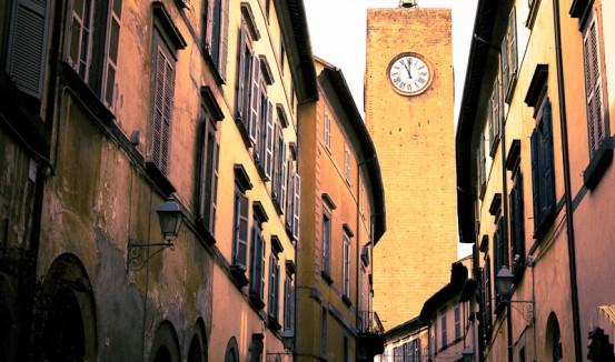 Orvieto Torre del Moro photo tour in Italy