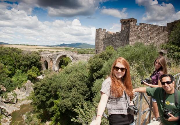 Vulci Castle