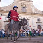 Civita Bagnoregio Donkey-Derby