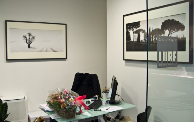 landscapes in office