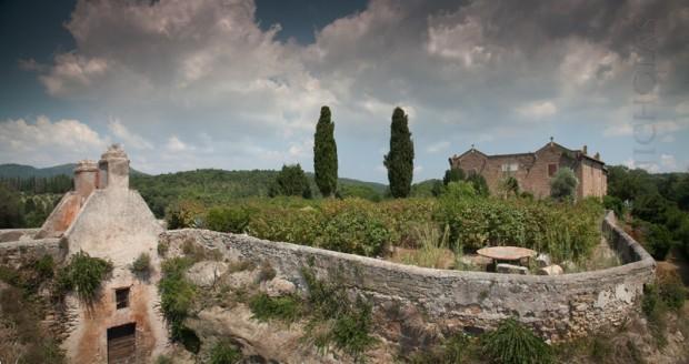 Musignano Bonaparte residence