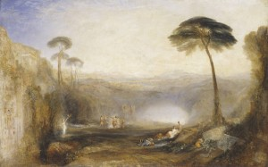 Golden Bough by W.Turner