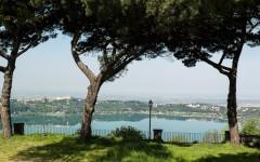 Lake_Albano, Castelgandolfo