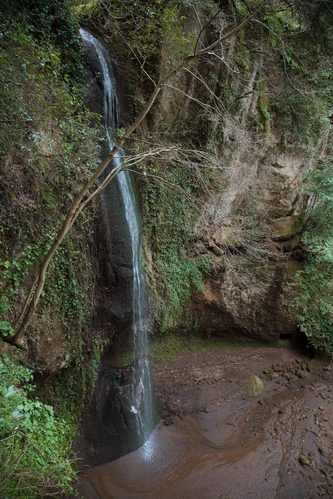 poggio conte waterfall