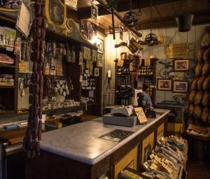 Brancaleone da Norcia pork-butcher's shop