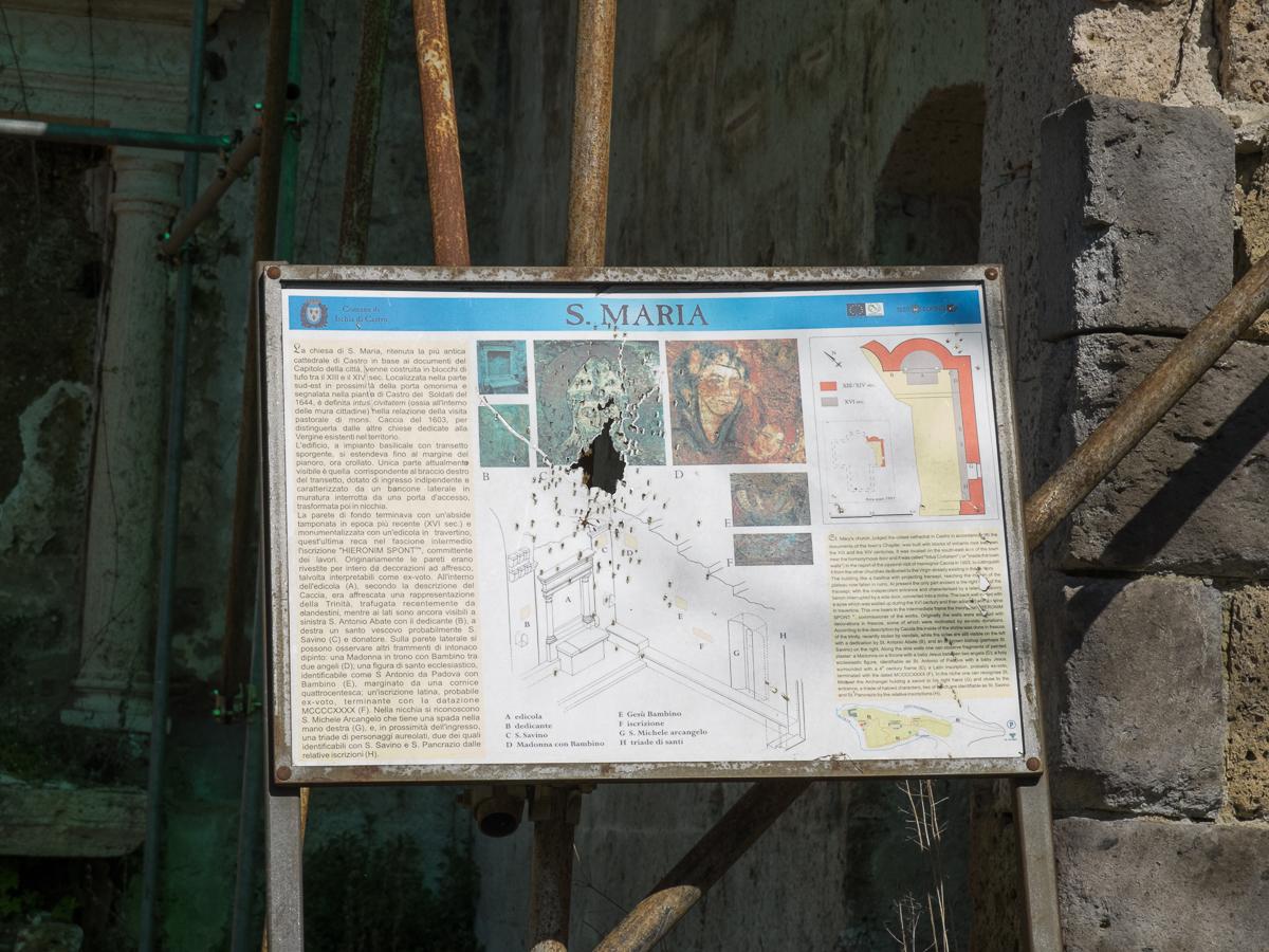 Castro, Viterbo