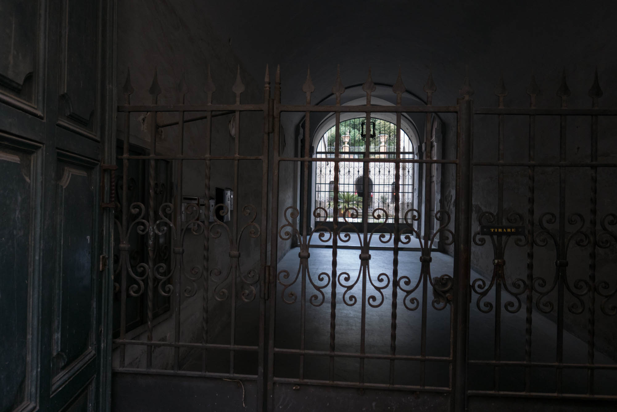 Former Hotel delle Belle Arti where Freud stayed in Orvieto